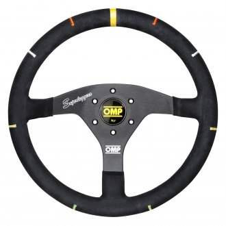 OMP® - 3-Spoke Recce Series Steering Wheel
