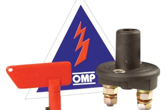 OMP® - Replacement Key for Battery Disconnect Switch