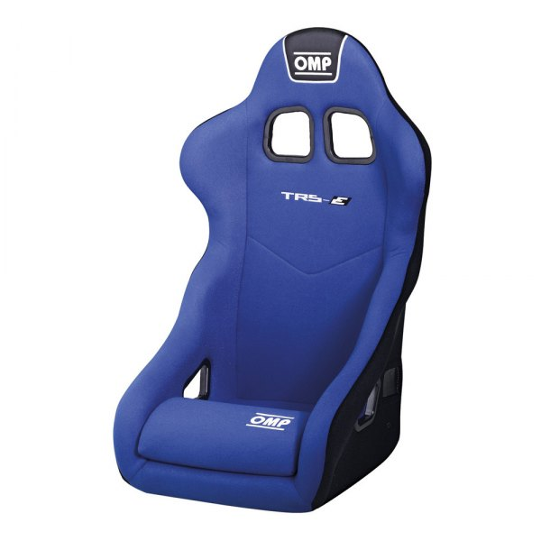 OMP® - TRS-E Series Competition Seat, Medium Size, Blue