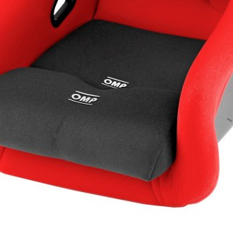 OMP® - Seat Cushion, Black
