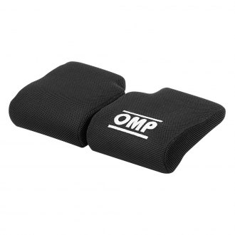 OMP® - Split Seat Cushions For WRC Seats, Black