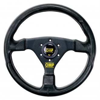 OMP® - 3-Spoke Racing GP Series Racing Steering Wheel