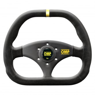 OMP® - 3-Spoke Kubic Series Racing Steering Wheel