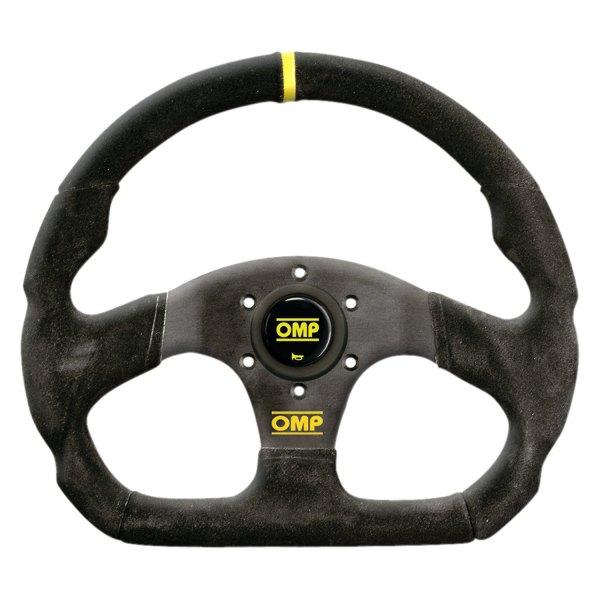 Omp 3 Spoke Superquadro Series Racing Steering Wheel