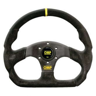 OMP® - 3-Spoke Superquadro Series Racing Steering Wheel
