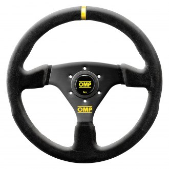 OMP® - 3-Spoke Targa Series Racing Steering Wheel