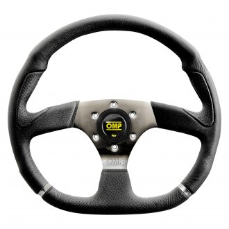OMP® - 3-Spoke Cromo Series Racing Steering Wheel