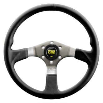 OMP® - 3-Spoke ASSO Series Racing Steering Wheel