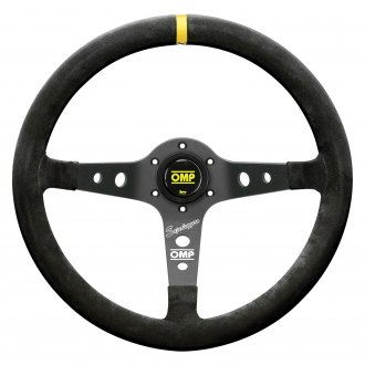 OMP® - 3-Spoke Corsica Superleggero Series Racing Steering Wheel
