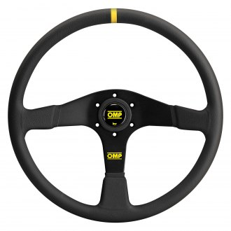 OMP® - Velocita Liscio 380 Series Racing Steering Wheel