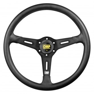 OMP® - 3-Spoke SAND Series Racing Steering Wheel