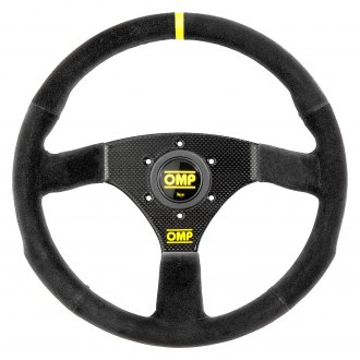 OMP® - 3-Spoke 320 Carbon S Series Racing Steering Wheel