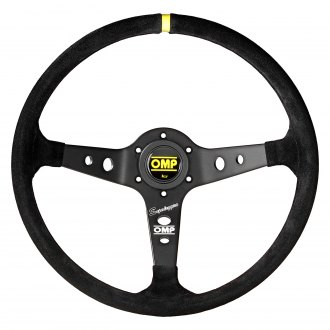 OMP® - 3-Spoke Corsica OV Superleggero Series Racing Steering Wheel