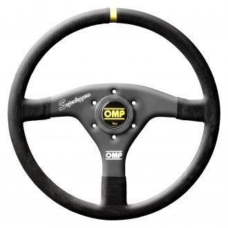 OMP® - 3-Spoke Velocita OV Superleggero Series Racing Steering Wheel