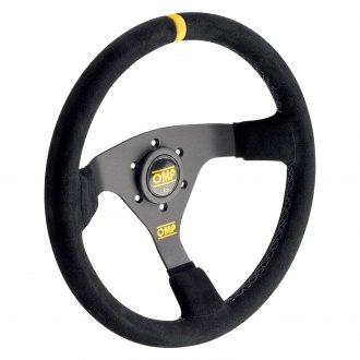 OMP® - 3-Spoke WRC Series Racing Steering Wheel