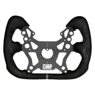 OMP® - 3-Spoke 310 ALU GT Series Racing Steering Wheel