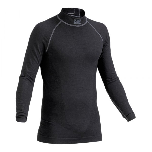 OMP® - One Series Racing Undershirt, XXL Size, Black