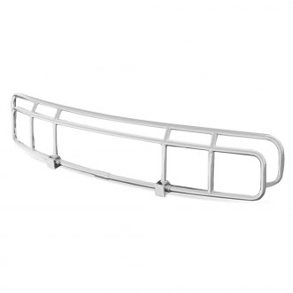Onki® - Full Polished Double Bar Grille Guard