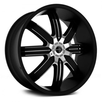 ONYX® - 905 Gloss Black with Machined Face