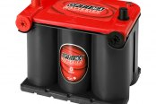Optima® - RedTop™ Group 72/25 Car Battery