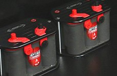 RedTop™ Car Battery by Optima®