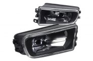 Option-R® - Black Fog Lights - E39