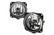Option-R® - Chrome Fog Lights
