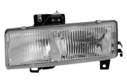 Option-R� - Replacement Clear Headlight Assembly