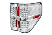 Option-R® - Clear LED Tail Lights