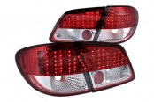 Option-R® - Red/Clear LED Tail Lights