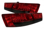 Option-R® - Red/Smoke LED Tail Lights