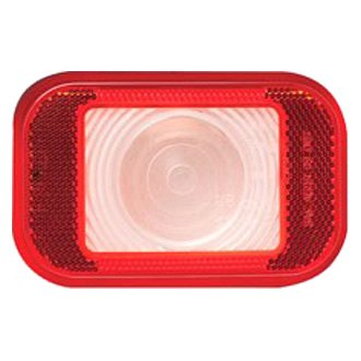 Optronics® - BU33 Series Sealed Back-Up Light with Built-In Red Reflex Reflector