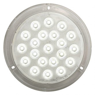 "Optronics® - ILL21 Series Opti-Brite™ LED 6"" Dome Light"