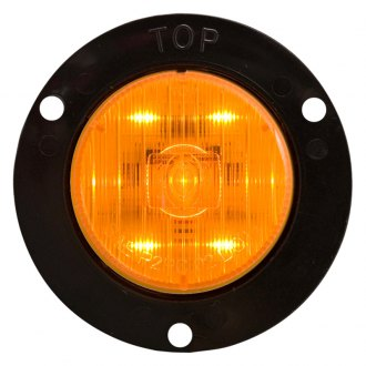 "Optronics® - 2"" Round Sealed LED Marker/Clearance Light"