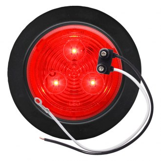 "Optronics® - MCL57 Series 2.5"" Round Sealed LED Marker/Clearance Light"