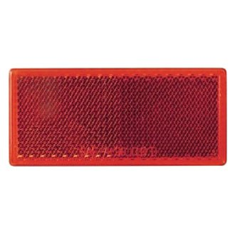 Optronics® - RE10 Series Self Adhesive Rectangular Reflector