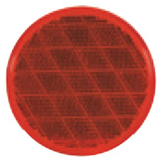 "Optronics® - 3"" Self Adhesive Round Reflector"
