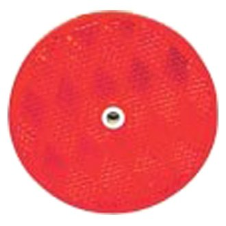 "Optronics® - 2"" Round Center Mount Reflector"