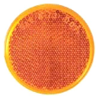 Optronics® - Self Adhesive Round Reflector