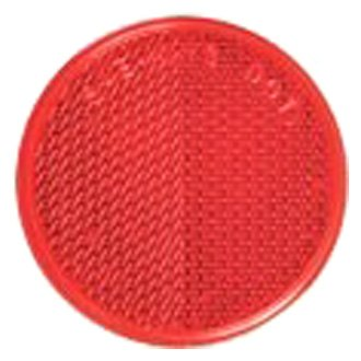 "Optronics® - 2"" Self Adhesive Round Reflector"