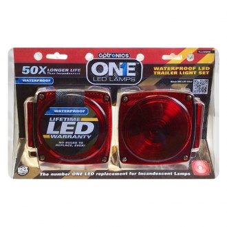 Optronics® - STL008/009 Series ONE™ LED Combination Tail Light