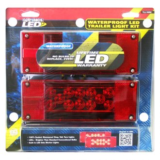 Optronics® - STL16/17 Series LED Combination Tail Light