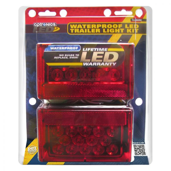 Optronics® - LED Combination Tail Light Kit