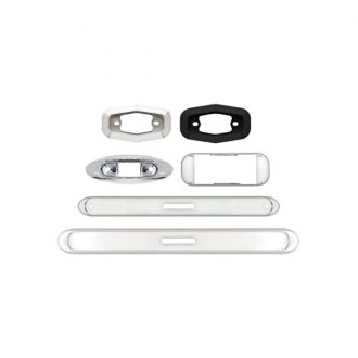 Optronics® - M3 Series Chrome Replacement Bezel
