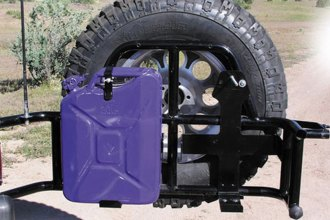 OR-Fab® - Swing Away Tire Carrier