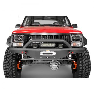 OR-Fab® - HD Front Bumper with Hoop