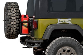 OR-Fab® - Swing Away Spare Tire Carrier