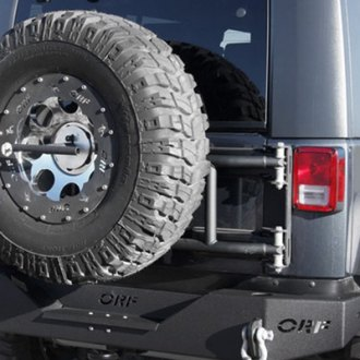 OR-Fab® - Swing Away Non Canister Spare Tire Carrier