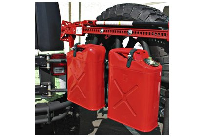 Tire Can Carries Now with Rotopax Containers