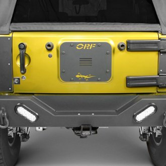 OR-Fab® - Tail Gate Plate Mount